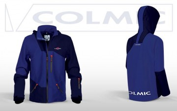CHAQUETA SOFT SHELL OFFICIAL TEAM