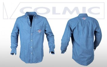 CAMISA LIGHT DENIM OFFICIAL TEAM